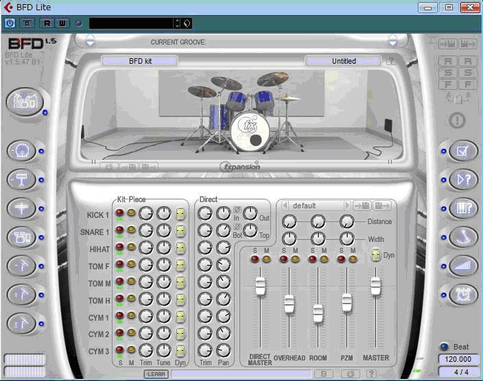 musictrackYAMAHA KX25/KX49/KX61
